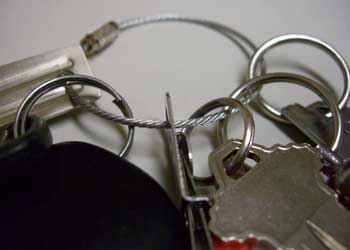 CountyComm - A&P Key Rings