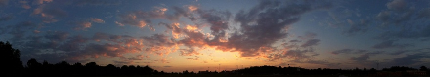 Sunset Panorama 14 | Flickr - Photo Sharing!