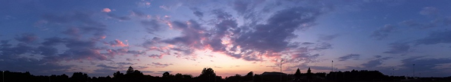 Sunset Panorama 15 | Flickr - Photo Sharing!