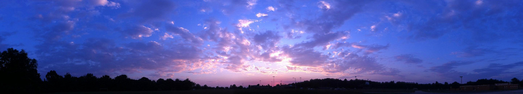 Sunset Panorama 13 | Flickr - Photo Sharing!