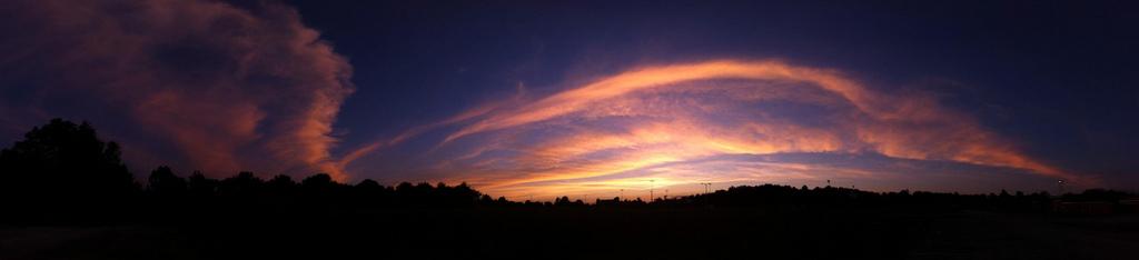 Sunset Panorama 16 | Flickr - Photo Sharing!