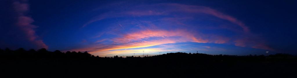 Sunset Panorama 17 | Flickr - Photo Sharing!